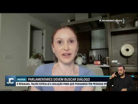"""Natalia Pasternak sobre Fundo Eleitoral: """"Falta de vergonha na cara"""""""