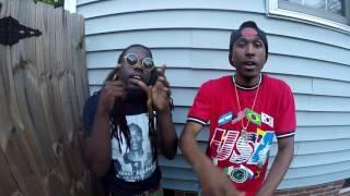 Cheeze Da Kidd ft Capital RIQ - WolfPack