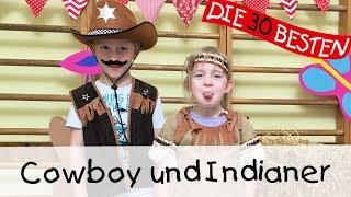 Cowboy und Indianer - Singen, Tanzen und Bewegen || Kinderlieder