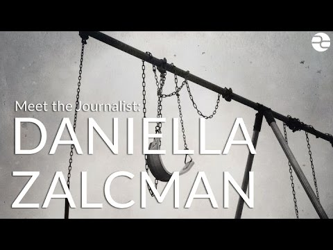 Meet the Journalist: Daniella Zalcman
