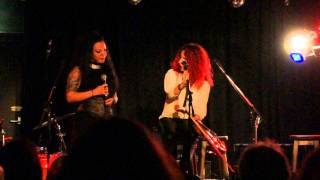 Stream of Passion - Open Your Eyes feat. Maxi Nil (13-09-2013, Acoustic Evening at Tivoli Utrecht)