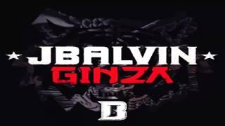 Ginza - J Balvin -Audio Oficial-