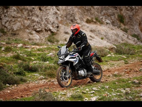 Motosx1000: Primer contacto con la BMW F850GS