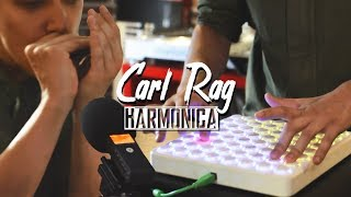 Tropical house and harmonica, Midi Fighter 64 Live Performance