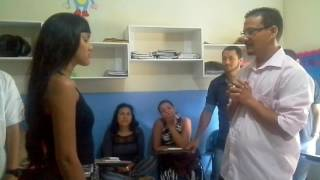 hipnose prof. Elizeu Melo toque de charcot   parte 1