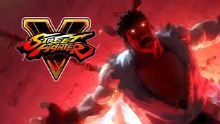 FULL CG INTRO MOVIE: Street Fighter 5