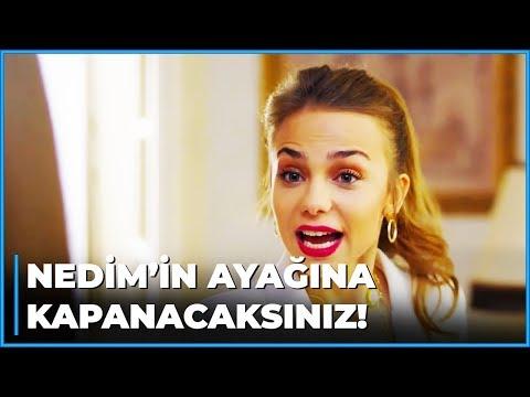 Ceren Köşk Halkına Kocasını Savundu! | Zalim İstanbul 28. Bölüm
