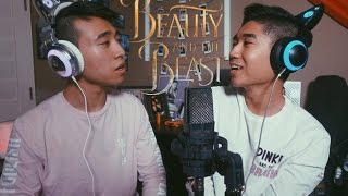 "DNJA sings ""Beauty and the Beast""  by Ariana Grande & John Legend"