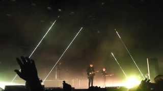 The XX - Intro live Coachella 2013