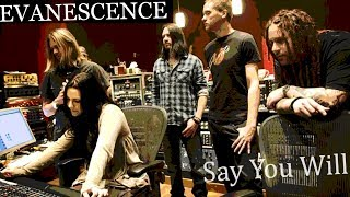 Evanescence - Say You Will (Male Remix/Chipmunk Version)