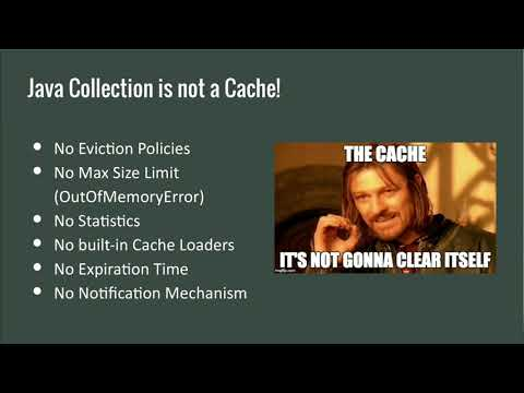Where is my cache - Architectural patterns for caching microservices