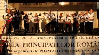 Fanfara Schitu Duca Ziua Unirii Iasi 2012 2