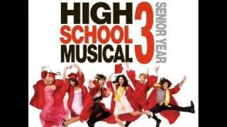 High School Musical 3 / A Night To Remember FULL HQ w/LYRICS