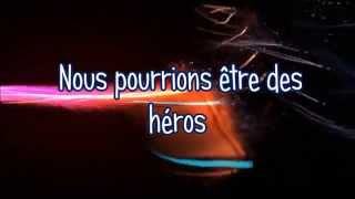 Alesso - Heroes (We could be) feat. Tove Lo (Traduction française)