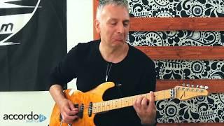 """Corrado Rustici: """" Cervello guitar parts"""""""