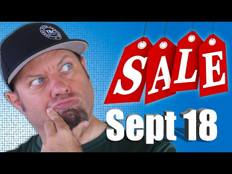 Ham Radio Shopping Deals for Friday, September 18th
