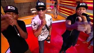 B26 - Cef, Lil Saint, Big Nelo - ESTÁTUA NINGUÉM SE MEXE NO PROGRAMA MADE IN ANGOLA