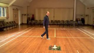 Sabeliña - Circle Dance (Danza Circular). Choreography by Paul Boizot.