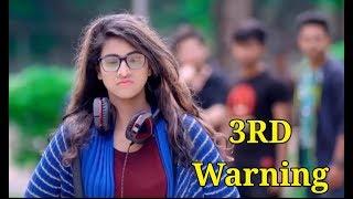 Nainowale Ne | Mixed Love Story | Hindi Song (Cover) | 3rd warning