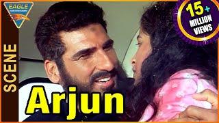 Arjun (Vijayendra Varma) Movie    Mukesh Rishi -  Indian Army Best Scene   Balakrishna, Laya   Eagle width=