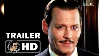 MURDER ON THE ORIENT EXPRESS Trailer (2017) Johnny Depp, Daisy Ridley Thriller Movie HD