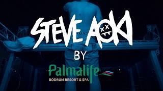 Steve Aoki was @ Palmalife Bodrum Beach Party!