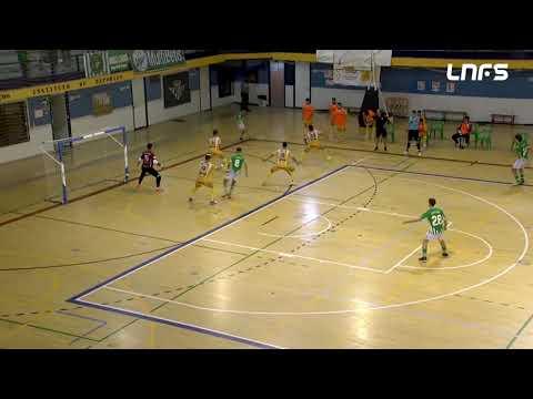 Real Betis Futsal B 1-3 Atlético Benavente Jornada 7 Segunda División Temp 21/22