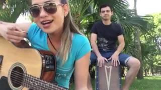 Essa boca aí - Bruninho e Davi part. Luan Santana (Hilana Makiyama cover)