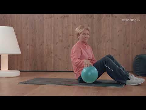 Harjoitukset polven nivelrikkoon, taso 1: tasapaino, koordinaatio, liikkuvuus