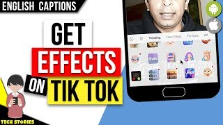 How to Get Effects on Tik Tok | Copy Someone's Effect