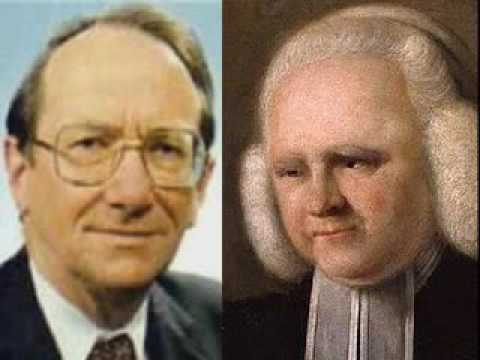 George Whitefield: A Spur to the Minister - Pastor Iain Murray Sermon