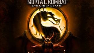 Mortal Kombat Deception   Sky Temple theme song