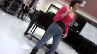 "Amy Hernandez singing ""Bosnia"" by The Cranberries in choir"