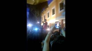 Akil Ammar- Yo no vote por ti en vivo- Milpa Alta