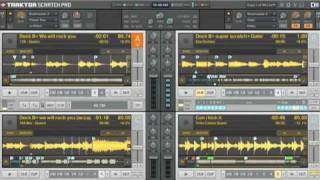 Live Loop Recording with Traktor Pro