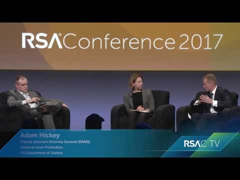 Prosecution. But What Else? Adam Hickey on Cyber Criminals | RSAC 2017