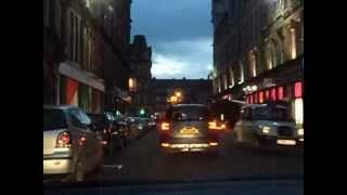 Streets of Glasgow, Scotland (UK)