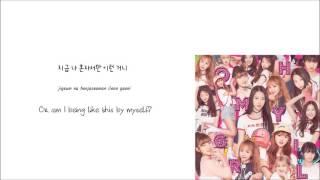 OhMyGirl-Liar Liar (Han/Rom/Eng lyrics)