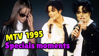 Lisa Marie and Michael Jackson/MTV1995/Special Moments