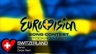 Danos - Carpe Diem (Eurovision 2013 Switzerland)