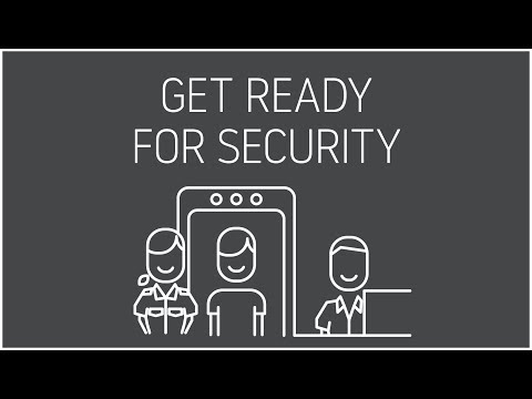 Get ready for security