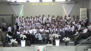 Vanilda Bordieri - Enche-nos (Elaine de Jesus) - Coral Novo Alvorecer -