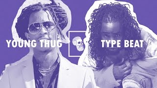 Young Thug Type Beat x Wale - Phony (Prod. KrissiO)