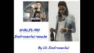 Gyalis Pro Instrumental Remake Alkaline & Sean Paul {LX Instrumental} 2017