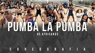 Pumba la Pumba - Os Africanos    (Coreografia) FitDance