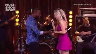 Luiza Possi e Thiaguinho - Ainda é Tudo Seu (Música Boa Ao Vivo)