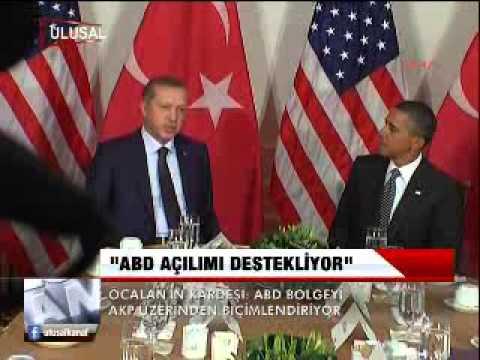 abd, AÇILIMI DESTEKLİYOR