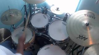 Royal Tailor - Make A Move (Drum Cover)