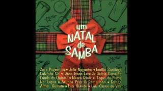 """Fundo de Quintal - """"Presente de Natal"""" (Um Natal de Samba/2004)"""