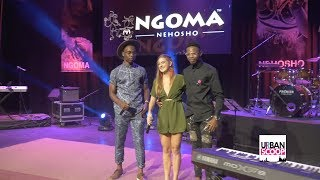 Joss Stone in Zimbabwe,  Thrilling performances at the Ngoma neHosho concert.